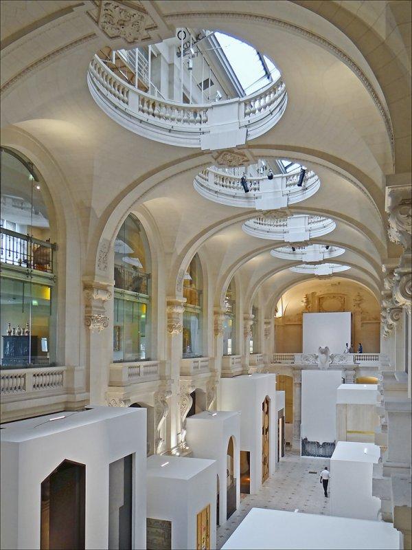Musée du Louvre Adrénaline