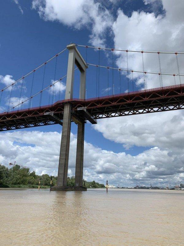 Pont aquitaine Adrenaline